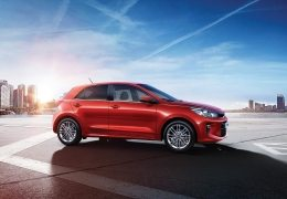 Kia Rio 2017 Meet en Greet event 11 februari