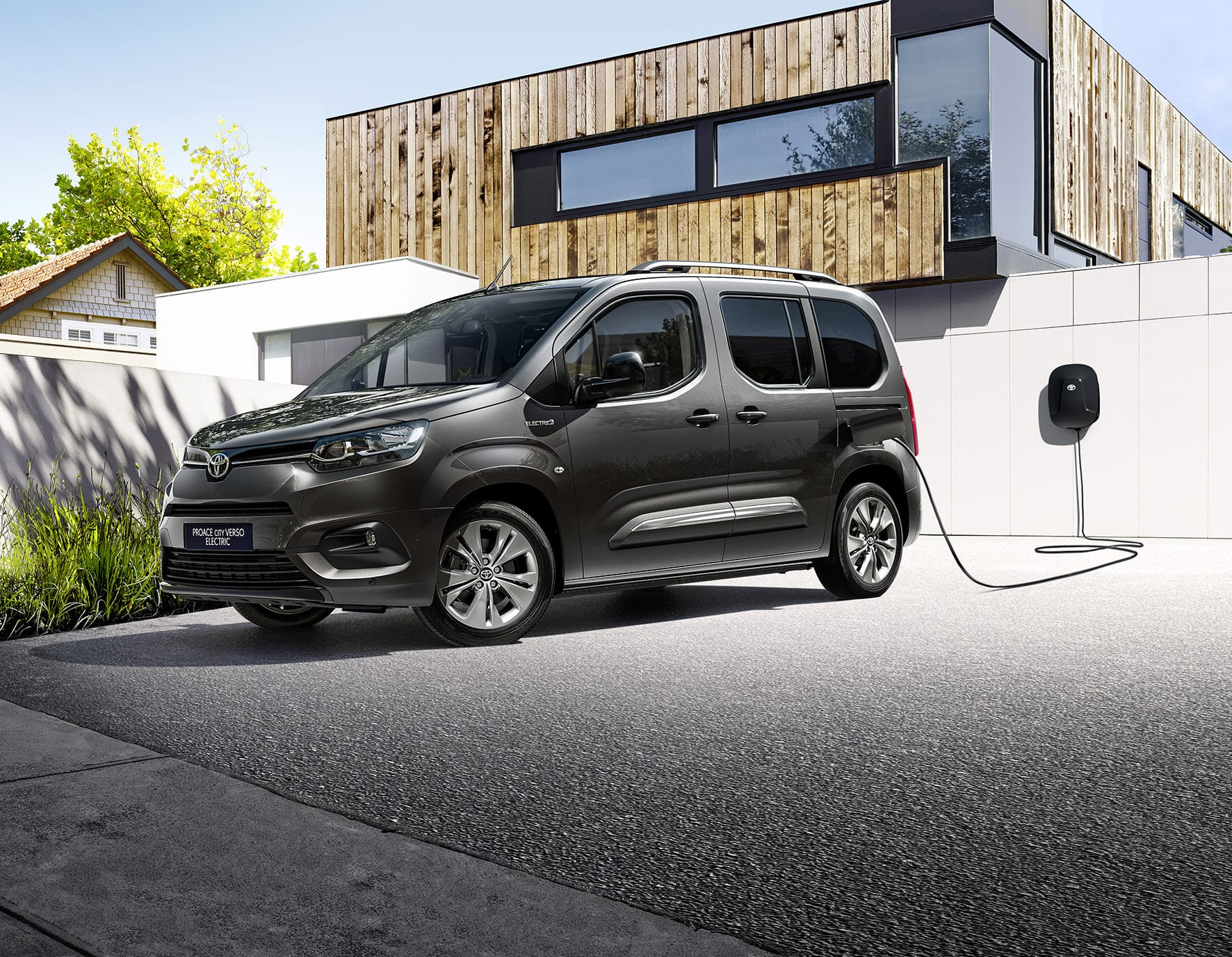 Proace City Verso Electric